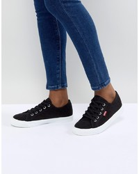 Levi's Canvas Shoe With