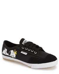 Fe lo peanuts canvas sneaker medium 392967