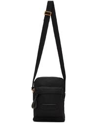 Tom Ford Black Mini Vertical Messenger Bag