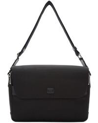 88af0937146 Men's Black Canvas Messenger Bags by Dolce & Gabbana | Men's Fashion ...