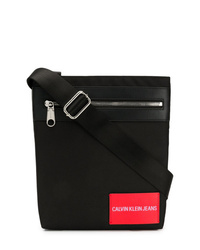 Calvin Klein Jeans Logo Messenger Bag