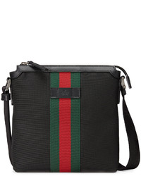 325f3f10205 Gucci Techno Canvas Messenger Bag Out of stock · Gucci Techno Canvas  Messenger With Web
