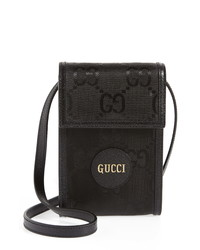 Gucci Mini Off The Grid Logo Messenger Bag