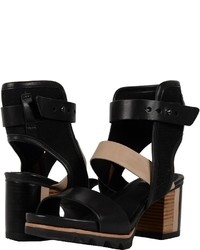 Sorel Addington Cuff High Heels