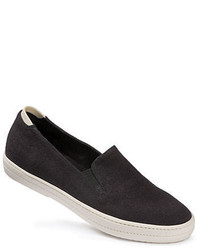Tucker Adam Canvas Slip On Sneakers
