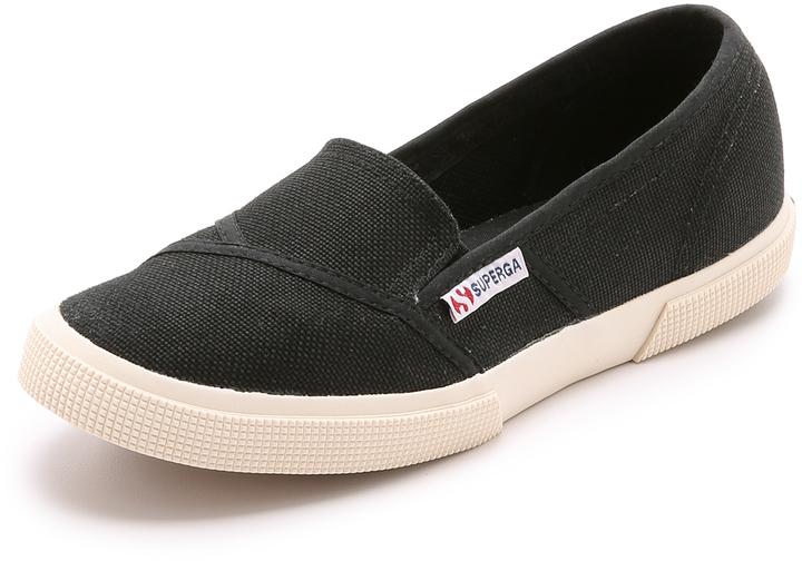 Superga Cotu Slip On Sneakers, $60