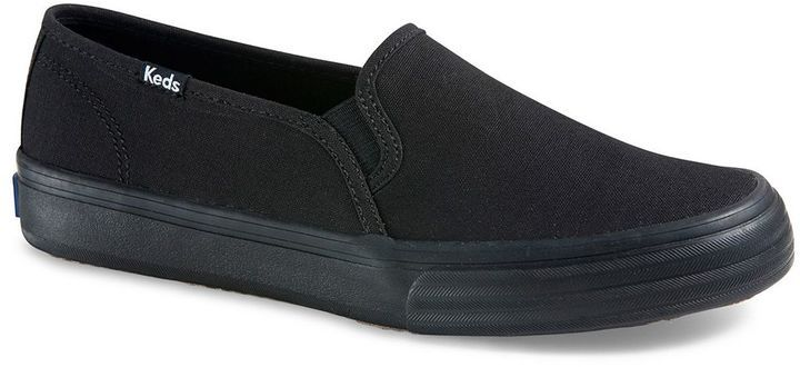 d16c791db Keds Double Decker Slip On Sneakers, $49 | Kohl's | Lookastic.com