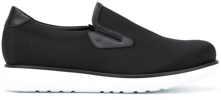 Giorgio Armani slip-on sneakers
