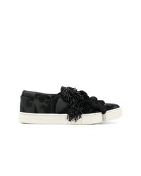 Marc Jacobs Mercer Pom Pom Sneakers