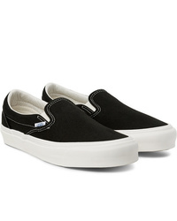 Vans Og Classic Lx Canvas Slip On Sneakers