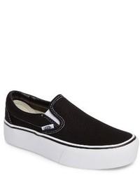 Vans Platform Slip On Sneaker
