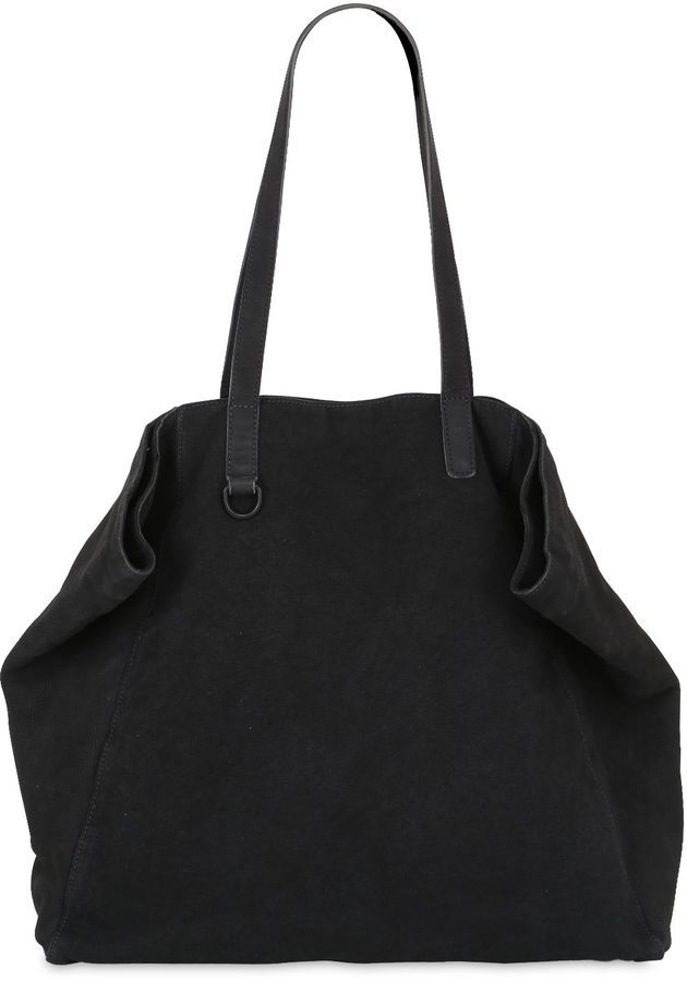 AllSaints Aichi Cotton Canvas Tote Bag | Where to buy & how to wear