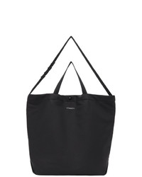 Engineered Garments Black Cotton Carry All Tote