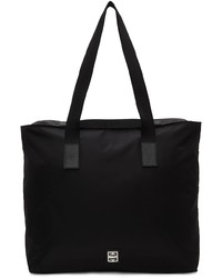 Givenchy Black Nylon 4g Light Tote