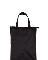 Norse Projects Black Packable Essentials Tote Bag