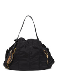 See by Chloe Black Small Flo Tote