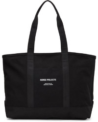 Norse Projects Black Stefan Tote