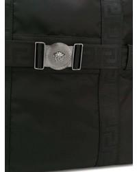 Versace Greca Ribbon Tote Bag