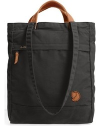 Totepack no1 water resistant tote black medium 816921