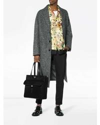 Prada Two Pocket Tote Bag