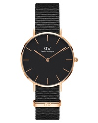 Daniel Wellington Classic Petite Nato Watch