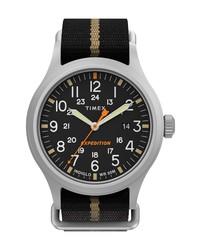 Timex Expedition Sierra Webbing Watch