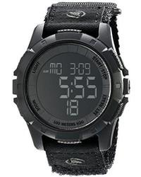 Freestyle Unisex 10019169 Kampus Xl Digital Watch With Black Canvas Band