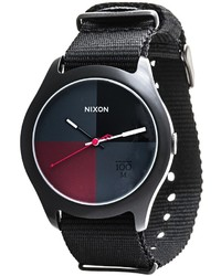 Nixon Quad Watch Nylon Band