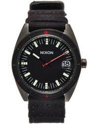 Nixon Rover Ii Watch Black