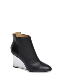 Katy Perry Mona Clear Wedge Bootie