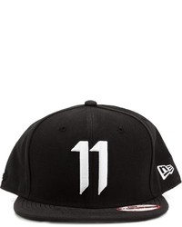 11 By Boris Bidjan Saberi X New Era Baseball Cap