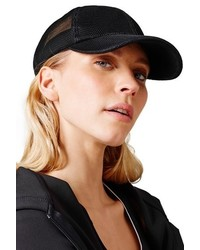 Airtex mesh baseball cap black medium 533537
