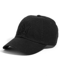 American Needle Ballpark New York Yankees Baseball Cap Black
