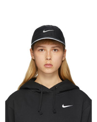 Nike Black Featherlight Cap