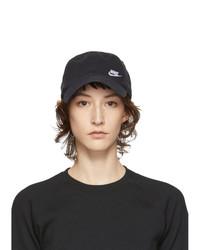 Nike Black Heritage86 Futura Cap