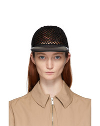 Stella McCartney Black Knitted Hat