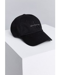 Calvin Klein Canvas Baseball Hat