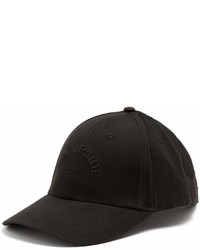 The Upside Logo Embroidered Cotton Cap