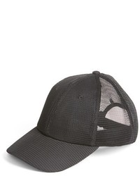 Mesh baseball cap black medium 5255713