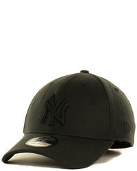 New Era New York Yankees Black And White 39thirty Cap