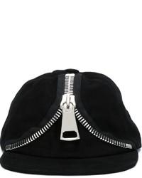 Nicopanda Zip Detail Cap