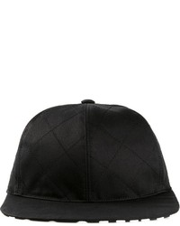 Moschino Quilted Baseball Cap