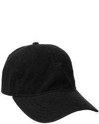 San Diego Hat Company Washed Ball Cap With Adjustable Leather Back