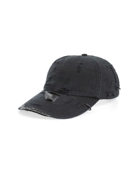 Vetements Sunday Destroyed Baseball Cap