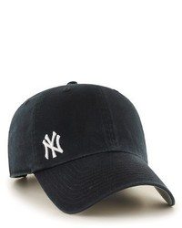 Suspense new york yankees baseball cap black medium 3742503