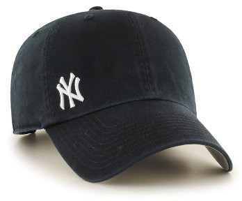 '47 Suspense New York Yankees Baseball Cap Black