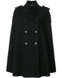 Black cape coat original 10130138