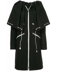 Calvin Klein 205w39nyc Drawstring Cape Coat
