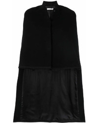 Givenchy Asymmetric Cape Coat