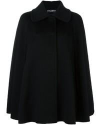 Dolce & Gabbana Cape Short Coat